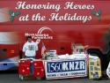 Honoring Heroes At The Holiday