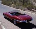 Jaguar E-type 6 Cylinder 1961