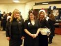Joann, Nicole  & Sandy