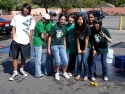 Key Club Volunteers  34