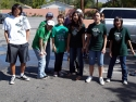 Key Club Volunteers  37