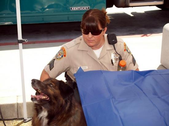 La Animal Control Officer Esparza  2