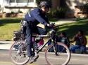LAPD Devonshire Division Bike Officer