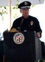 LAPD Police Chief William Bratton  1