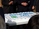 141th LAPD Birthday Cake  1