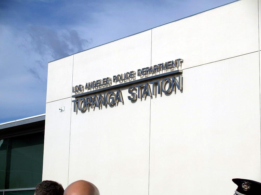 LAPD Station 21 Building  14