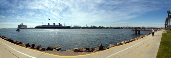 Long Beach Panoramic