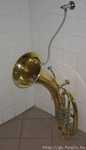 Musicians Urinal