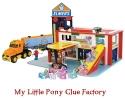 My Little Pony Glue Factory