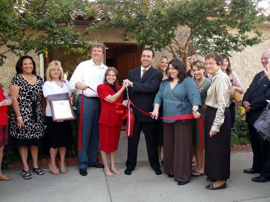 Ribbon Cutting & Grand Opening