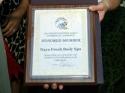 Naya Member Plaque C.p.r.c.c.  2
