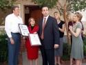 Congratulations Certificate  9a