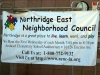 Northridge East Neighborhood Council  2