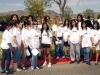 Volunteers 15 Girls  2