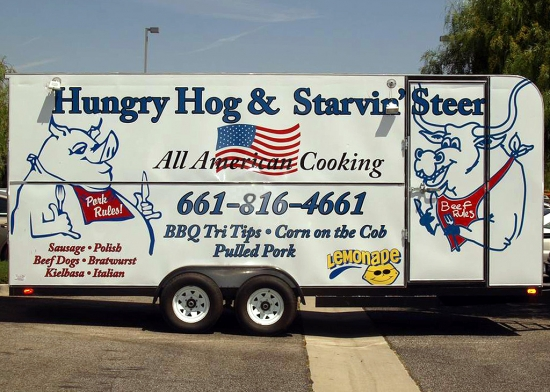 Hungry Hog & Starvin Steer