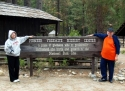 Pioneer Yosemite History Center Sigh