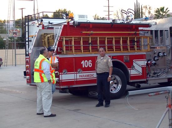Porter Ranch Fire 02