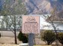 Rattlesnakes Sign