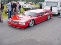 Red Flat Volvo