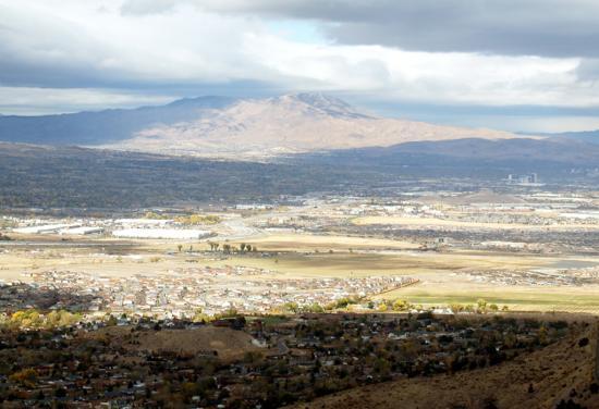 Reno Suburbs
