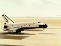 Landing At Edwards Airforce Bace 1