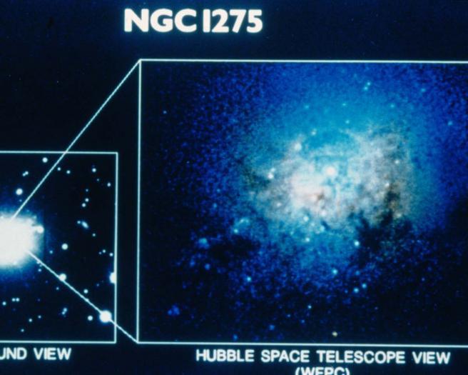 Hubble Space Telescope  1