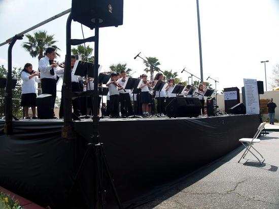Vanalden/melvin/sendak Combined School Orchestra 04