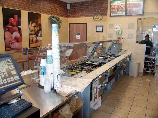 Subway Porter Ranch 16