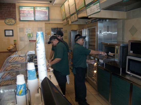 Subway Porter Ranch 28