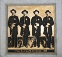 First Paid LAPD Officers  1869