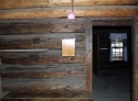 Anderson's Cabin Inside