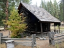 Hodgdon Homestead Cabin