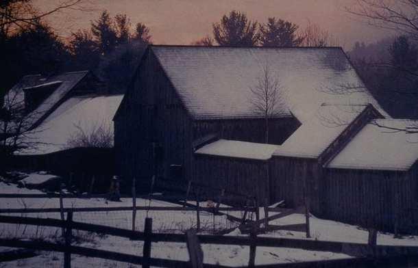 Winter Scene 002