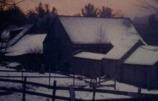 Winter Scene 015