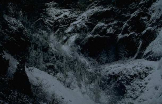 Winter Scene 022