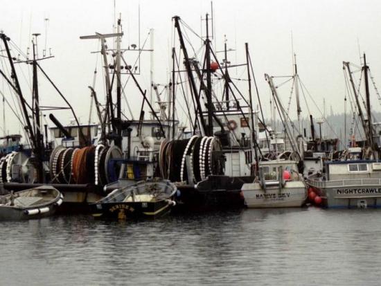 Work Boats 128