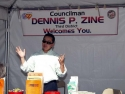 Dennis P. Zine Welcomes You